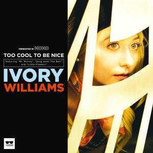 "Ivory Williams Don't Have To Worry 7"" In crowd Release: 10.08.2016"